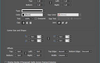 Nýjungar í Adobe InDesign, mars 2018